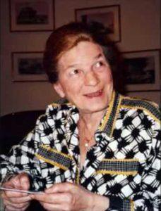 Венгерская пианистка Анни Фишер