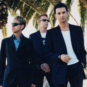 """Depeche Mode в переводе - """"вестник моды"""""""