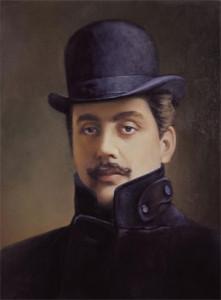 Великий итальянский композитор Джакомо Пуччини