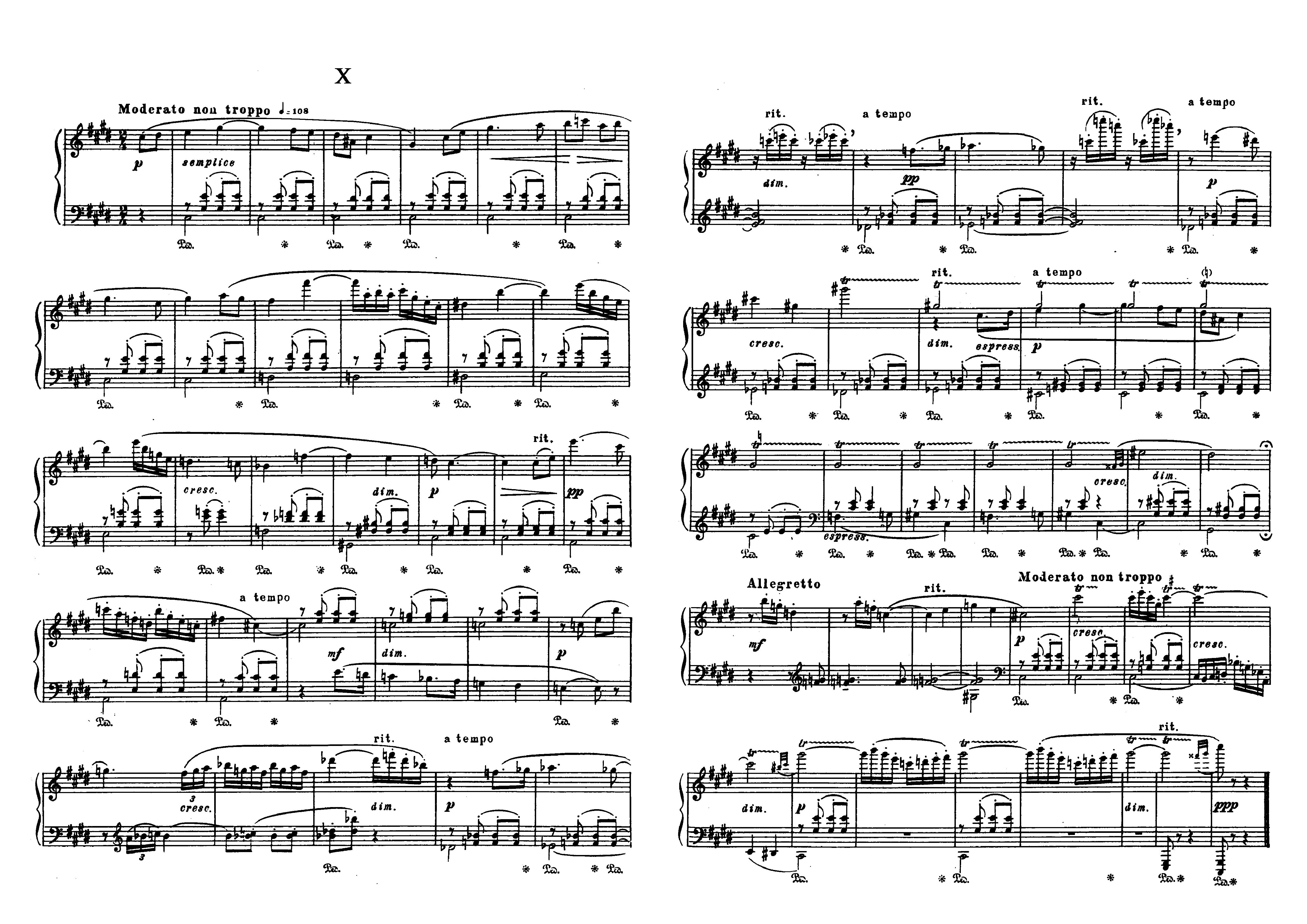 Д Шостакович Прелюдия 5 Ноты