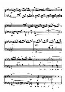 """Прелюдия №12 из цикла """"24 прелюдии"""" Д. Шостакович: ноты"""