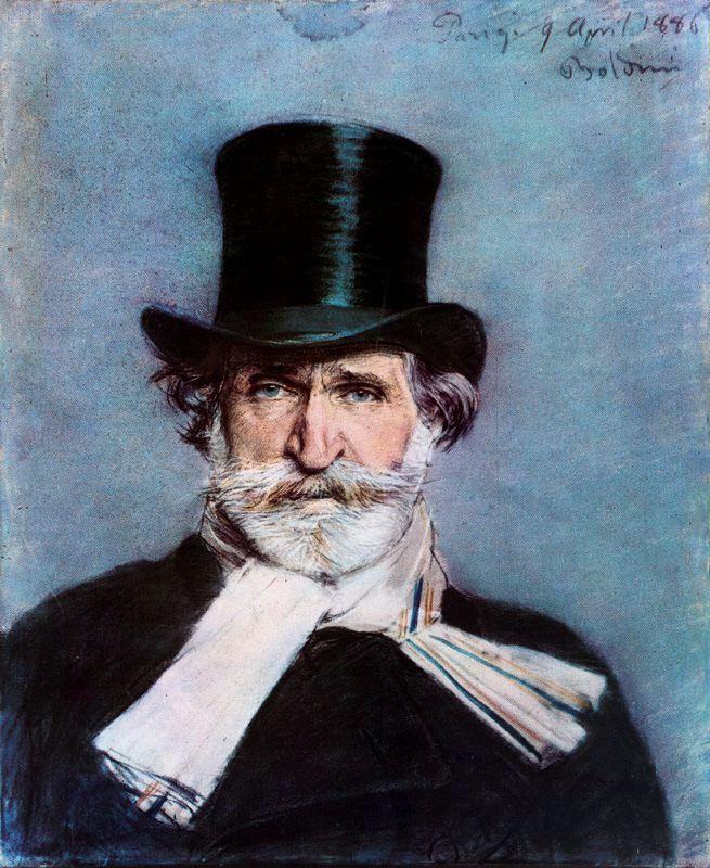 Джузеппе Верди - великий итальянский композитор