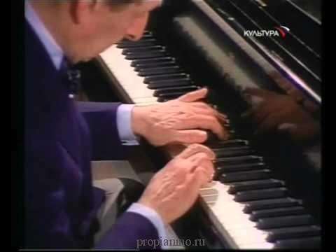 Пианист 20 века − Владимир Горовиц