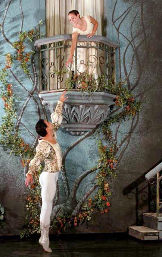 Ромео и Джульета Прокофьева
