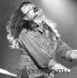 John Lord из группы Deep Purple с органом Хаммонда