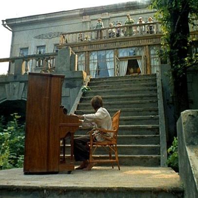 Неоконченная пьеса для механического пианино