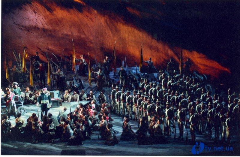 Прокофьев: опера Война и мир