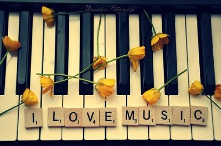 Жизнь как клавиши рояля
