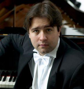 Алексей Володин настойчиво постигал итальянскую школу фортепиано