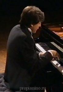 Гаврилов выступает в Лондоне и США