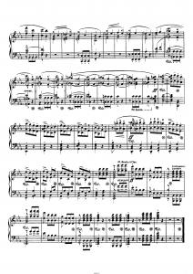 Симфония №5 Часть 1 Л.В. Бетховен: ноты