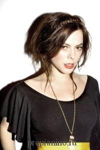Австралийская певица Lenka получила мировую популярность