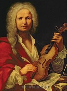 Бурный и горячий темперамент был свойственен натуре Вивальди