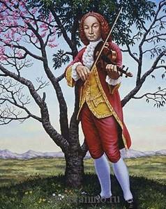 Вивальди получил чин аббата, однако предпочел преподавать музыку
