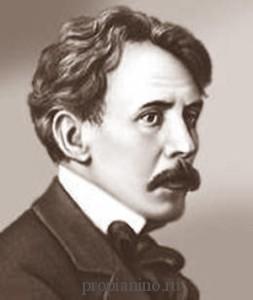 Микалоюс Константинас Чюрленис - композитор, художник