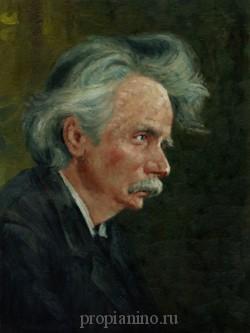 Сюита Пер Гюнт, по пьесе Ибсена стала самым известным произведением Эдварда Грига