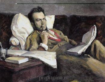 Глинка был поклонником поэзии, дружил со многими писателями и поэтами