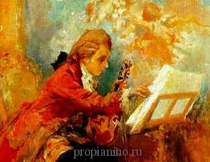Благотворное влияние музыки Моцарта на человека доказано наукой