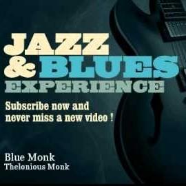 Ноты Blue monk (Monk)