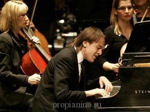 Фортепианная игра Трифонова отмечена искренней любовью к музыке