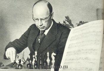 Великолепный пианист, талантливейший композитор, Прокофьев заставлял слушателей вернуться мысленно в детство