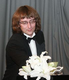 Сергей Тарасов - лауреат многочисленных конкурсов