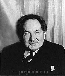 Фортепианный гений Леопольд Годовский