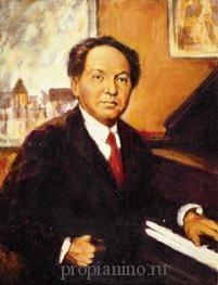 Польский пианист Леопольд Годовский