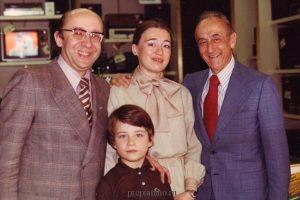 Семья Виктории Постниковой