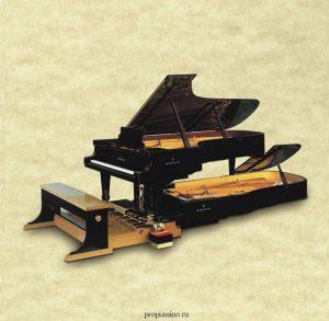 Инновационные рояли Borgato