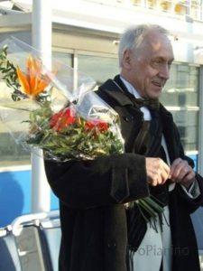 Заслуженный артист Российской Федерации Павел Егоров