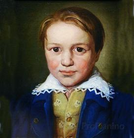Л. Бетховен (детство)