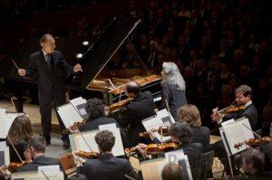 Творческие искания аргентинской пианистки Марты Аргерих