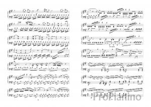 Ноты Сонаты №2 опус 2 Л. Бетховена_11