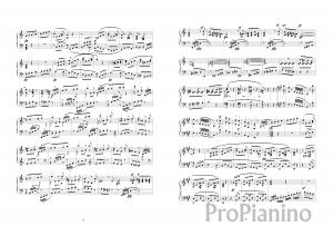 Ноты Сонаты №2 опус 2 Л. Бетховена_03