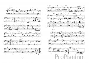 Ноты Сонаты №2 опус 2 Л. Бетховена_07