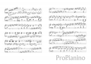 Ноты Сонаты №2 опус 2 Л. Бетховена_09