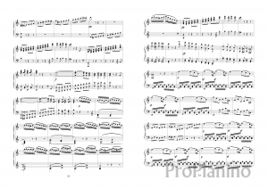 Ноты Сонаты №3 Op.2 Л. Бетховена_12