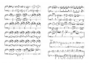 Ноты Сонаты №3 Op.2 Л. Бетховена_07