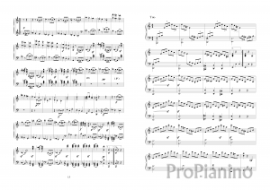 Ноты Сонаты №3 Op.2 Л. Бетховена_08