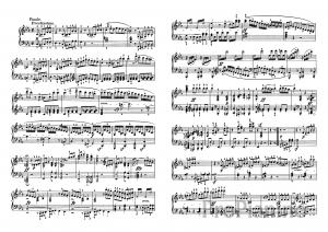Ноты Сонаты №5 опус 10 Л. Бетховена_06