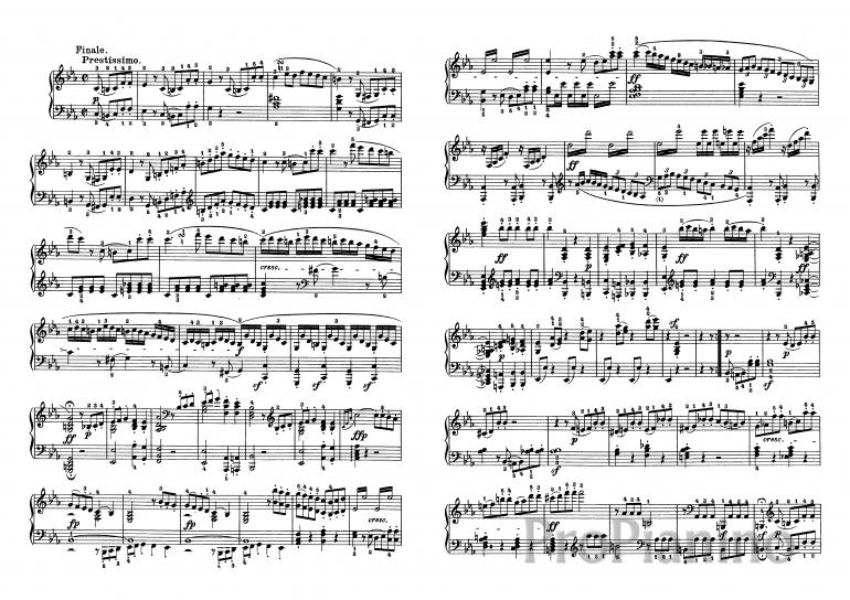 Л.В.Бетховен «К Элизе»