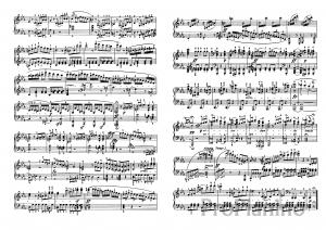 Ноты Сонаты №5 опус 10 Л. Бетховена_07