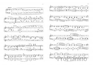 Ноты Сонаты №6 op.10 Л. Бетховена_05