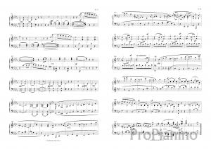 Ноты Сонаты №6 op.10 Л. Бетховена_06