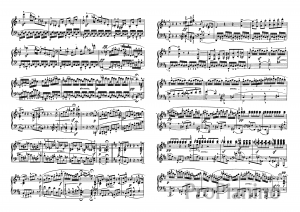 Ноты Сонаты №7 опус 10 Л. Бетховена_10