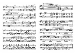 Ноты Сонаты №7 опус 10 Л. Бетховена_11