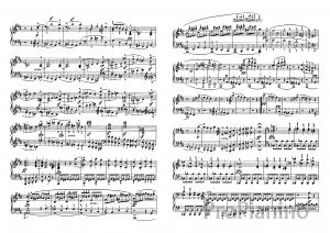 Ноты Сонаты №7 опус 10 Л. Бетховена_02