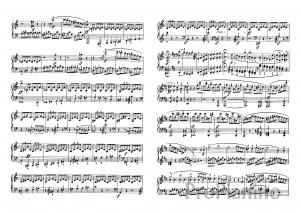 Ноты Сонаты №7 опус 10 Л. Бетховена_03
