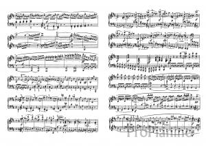 Ноты Сонаты №7 опус 10 Л. Бетховена_04